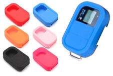 Silicone Case Cover For GoPro Remote Hero 3+/3 Gopro Accessories 8-colors