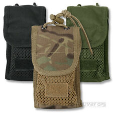 IPHONE IPOD MP3 PLAYER MOBILE PHONE POUCH CASE MOLLE MILITARY HIKING ARMY