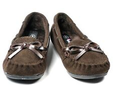 Baby Toddler New Slip on Moccasin Style SlipOn Shoes Walking Flats Comfy Sz 6-11