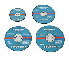 THIN METAL CUTTING DISC STEEL & STAINLESS  75mm, 100mm, 115mm & 125mm Blue Spot
