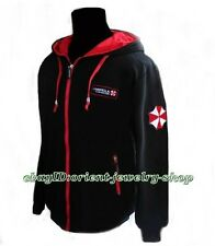 Biohazard Umbrella Resident Evil embroidered sweater Coat Cosplay Costume Hoodie