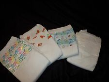 8 Medium or Large Bambino Bellissimo, Classico, Teddy or Bianco Diaper AB/DL