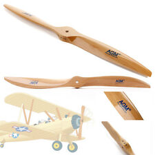 Model Aeroplane Propeller Prop AGM Wood Wooden Prop for RC Aeroplane UK Stock