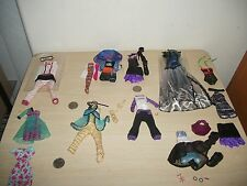 MH-21 Monster High Outfits Clothing Sets Frankie Ghoulia Cleo