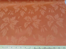 Discount Fabric Upholstery/Drapery Jacquard Floral Terracotta 08DR