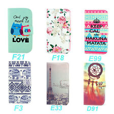Wallet Various Stand Leather Flip Skin Case Cover For Sony Xperia Z1 L39h C6903