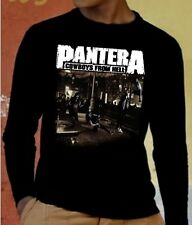PANTERA COWBOYS FROM THE HELL Long Sleeve New T-shirt  Rock Band Shirt