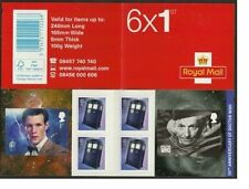 GB First and Second Class Stamp Books Unused 1989 - 2014 Multiple Listing