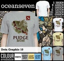 Pudge, Rexxar  Many Color & Design Option Dota 2 T-Shirt Man's