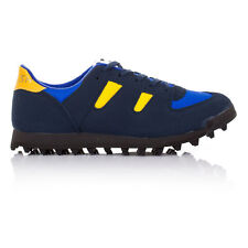 Walsh PB Elite Fell Mens Womens Blue Running Spikes Sports Shoes Trainers