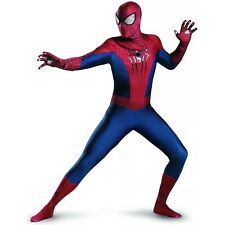 Super Deluxe Spider-Man Costume Adult Theatrical Quality Halloween Fancy Dress