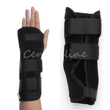 Wrist Brace Support Splint For Carpal Tunnel Arthritis Sports Sprain Strain Pain
