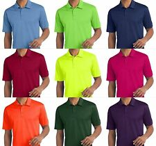 Port Authority Mens Silk Touch Dri-Fit Polo Shirt PULLOVER S-4XL K540 16 Colors