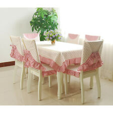 Banquet  Party Tablecloth  Chair Cushion and Covers 130*180CM  Table Cover