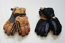 New Carhartt Mens Warm Up Defrost Insulated Glove Goose Down Insulation.