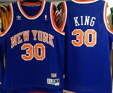 BERNARD KING NEW YORK KNICKS HARDWOOD CLASSICS THROWBACK JERSEY SWINGMAN NEW
