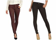 Levis Skinny Jeans Womens Metallic-Tint Stretch Denim Leggings Low Rise Jeggings