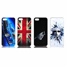 New fashion charm multi cool Painted relief Phone Case Cover skin For Iphone5/5S