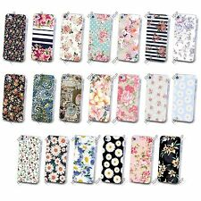 NEW PRETTY FLOWER FLORAL RETRO VINTAGE HARD CASE COVER FOR IPHONE SAMSUNG HTC