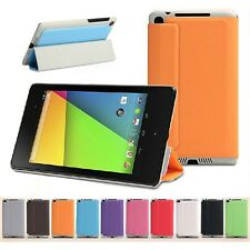 Magnetic Slim PU Leather Stand Case Smart Cover For New Google Nexus 7 FHD 2nd
