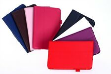 Multi-color Flip Folio PU Leather Case Stand Cover for Acer Iconia W3-810 8.1""