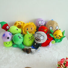 Plants vs Zombies 2 PVZ Figures Plush Baby Staff Toy Stuffed Soft Doll XMAS gift