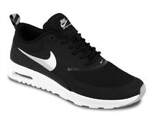 Women Nike Air Max Thea Print Black White Grey Anthracite Running 90 599409-007