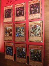 Yu-Gi-Oh! - Pick Your Deal - Individual Cards At Reduced Prices - Lot #1 - ABC O