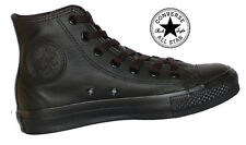 Converse All Star Chuck Taylor Hi Leather Upper-Black Mono-US men sz-1t405