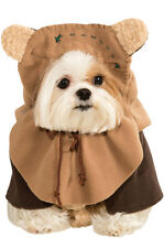 Brand New Star Wars Ewok Pet Halloween Costume