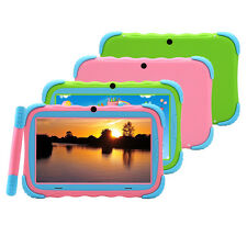 "iRulu 7"" Google Android 4.2 Play 8GB Cortex A9 1.2GHz Kid Tablet PC Toy Gift"