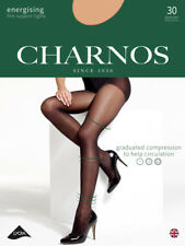 Charnos Firm Energising Support Tights, Leg Compression, Sheer Pantyhose