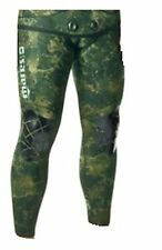 Mares 5.5mm Instinct Wetsuit (Pants Only) - Freediving Scuba Diving - Green Camo