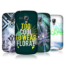HEAD CASE TROPICAL TRENDS PROTECTIVE COVER FOR SAMSUNG GALAXY TREND S7560
