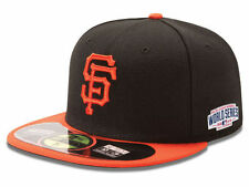 Official 2014 MLB World Series San Francisco Giants New Era 59FIFTY Fitted Hat
