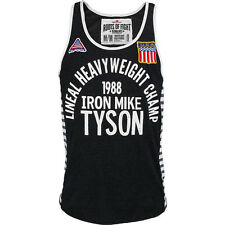 Roots of Fight Tyson Iron Mike 1988 Tank BJJ MMA