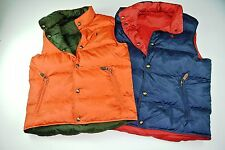 Men's Polo Ralph Lauren Reversible Puffer Down Vest Jacket ALL SIZES