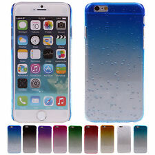"""Hot Sale Cool Waterdrop Gradient PC Protector Case Cover For Apple 4.7"""" iPhone 6"""