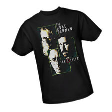 THE X-FILES - THE LONE GUNMEN - Triad -- Adult Size T-Shirt