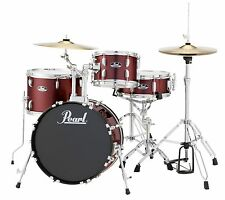 Pearl Roadshow 4-Piece Drum Set with Hardware