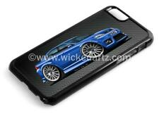 Wickedkarz Cartoon Car Ford Mondeo ST220 in Blue iPhone 4/4s & 5/5S Case/Cover