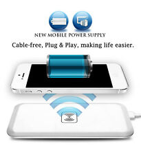 Qi Wireless Charger Charging Receiver/Pad For Samsung Galaxy S3 S4 S5 NOTE 3 N4