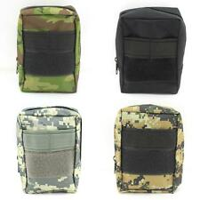 Military Lightweight Bag Travel Pouch 800D Waterproof Durable Zipper Waist Bag