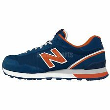 New Balance ML515OB D Blue Orange 2014 Mens Running Shoes Sneakers