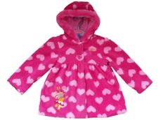 BNWT BHS  BABY GIRLS UPSY DAISY FLEECE COAT WINTER JACKET 6-9 9-12 12-18 18-24