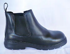 Bata Childrens Elastic Sided Boots, Leather, Jnr & Youth Sizes