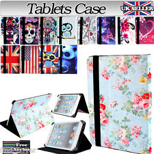 "UNIVERSAL FOLDING FOLIO LEATHER STAND CASE COVER FOR ANDROID TABLET PC 9""-10.1"""