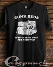 AN1-Bunk Beds Funny t-shirt (longsleve & hoodie available)