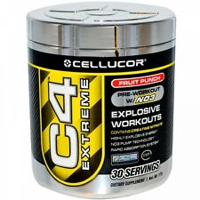 Cellucor C4 EXTREME Pre Workout N03 PUMP ENERGY 30 Servings PICK FLAVOR