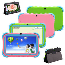 "IRULU Tablet PC 7"" Android 8GB Learning eReader KidsTablet Toy Gift w/ Free Case"